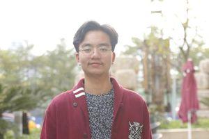 Chàng trai Hà Nội 'ẵm' 6 tỷ đồng học bổng từ đại học Mỹ