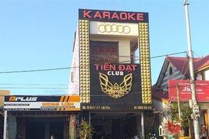 Vụ thanh niên bị đâm chết trong quán karaoke Tiến Đạt: Hé lộ nguyên nhân