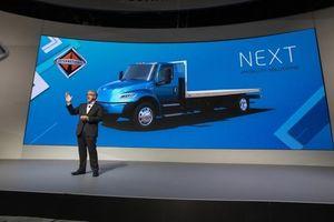 Mỹ: Navistar hợp tác phát triển xe tải chạy bằng hydro cùng General Motos và OneH2