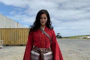 Lưu Diệc Phi chính thức bị diễn viên đóng thế Mulan 'qua mặt' ở giải thưởng danh giá