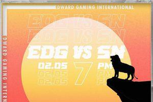 SN đấu EDG: Thế lực cũ tiếp tục bay cao hay sẽ bị sư tử hạ gục