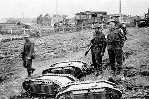 Sốc với các cỗ máy chiến tranh bí mật của Hitler