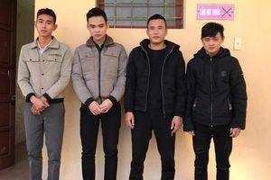 Bắt tạm giam nhóm đối tượng 'Lừa đảo chiếm đoạt tài sản' tại Quảng Bình