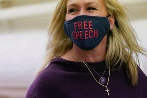 Nữ nghị sỹ đòi luận tội Tổng thống Biden bị Hạ viện Mỹ trừng phạt