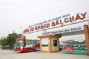 Quảng Ninh cho phép vận tải hoạt động trở lại