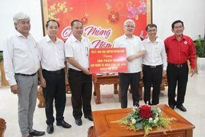 Lãnh đạo tỉnh Bình Phước thăm, chúc Tết Đảng bộ và đơn vị lực lượng vũ trang trên địa bàn