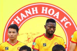 FIFA xử CLB Thanh Hóa thua kiện cầu thủ Senegal