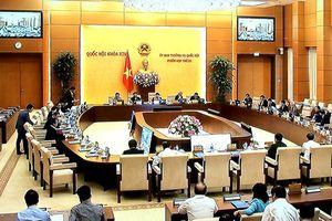 Công bố 9 Nghị quyết của Ủy ban Thường vụ Quốc hội