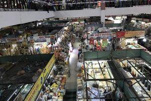 Đà Nẵng: Tiểu thương lo lắng vì chợ Tết vắng khách