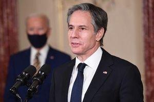 Ngoại trưởng Mỹ Antony Blinken lần đầu điện đàm với người đồng cấp Saudi Arabia