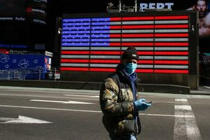 Mỹ: Số ca mắc mới COVID-19 giảm