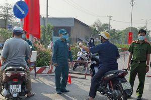 Em trai nhân viên sân bay Tân Sơn Nhất nghi nhiễm COVID-19