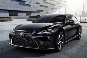 Lexus LS500 2021 về Việt Nam, giá từ 7,28 tỷ đồng