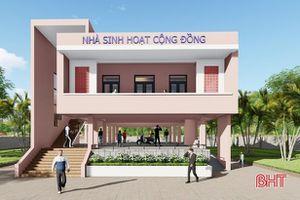 Những ngôi nhà ấm tình dân, nghĩa Đảng ở Hà Tĩnh