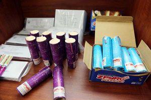 Công ty Hóa chất 21 công bố 6 địa điểm người dân có thể mua pháo hoa