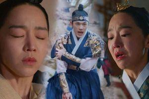 Preview 'Mr. Queen' tập 18: Kim Jung Hyun rơi vực chết, Shin Hye Sun để tang chồng trong đau đớn?