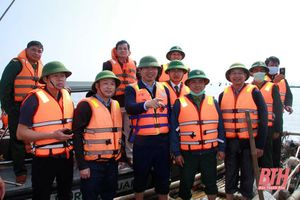 Giải quyết kịp thời, bảo đảm hài hòa lợi ích của ngư dân