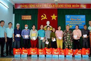 Trao 665 phần quà - Sanest Khánh Hòa chung tay cùng các hoàn cảnh khó khăn đón Tết Tân Sửu 2021