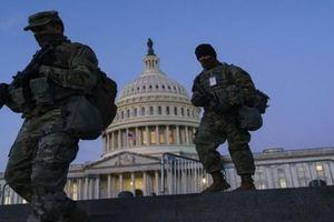 Hé lộ nguồn kinh phí cực 'khủng' để duy trì Vệ binh Quốc gia tại Điện Capitol