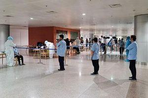 Thành phố Hồ Chí Minh và tỉnh Bình Dương truy vết các bệnh nhân mắc Covid-19