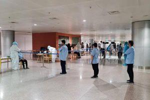 1 ca nghi nhiễm COVID-19 là nhân viên sân bay Tân Sơn Nhất