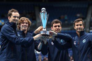 Nga vô địch ATP Cup