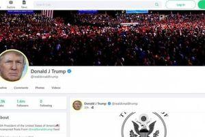 Ông Trump chuyển sang xài mạng xã hội mới