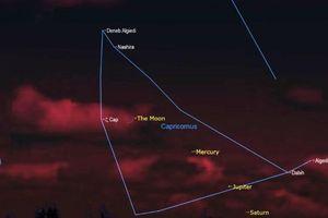 Thấy gì sau hiện tượng Mặt trăng mới?