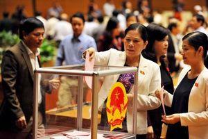 207 đại biểu các cơ quan Trung ương tham gia Quốc hội khóa XV