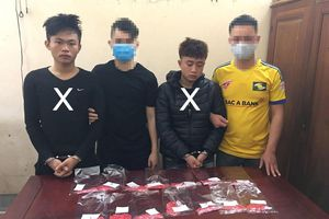 Hành trình xuyên đêm truy bắt 2 đối tượng vận chuyển ma túy