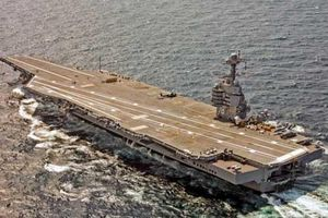 Nga và Trung Quốc thách thức sự thống trị của tàu sân bay Mỹ