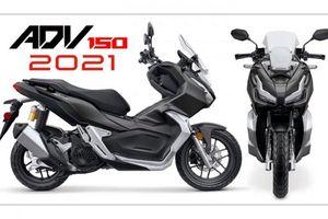 Honda ADV150 mới ra mắt Malaysia, chờ ngày về Việt Nam