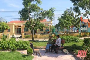 Sức sống mới ở thôn kiểu mẫu đầu tiên của huyện Hoằng Hóa