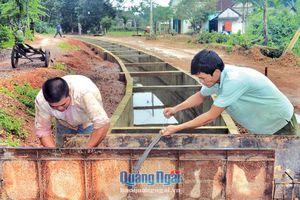 Sớm có giải pháp cung cấp nước hợp lý