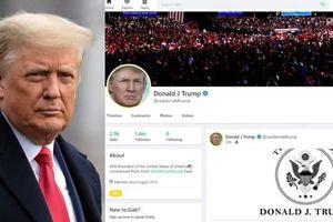 Cựu Tổng thống Trump chưa hề 'tái xuất' mạng xã hội, tại sao nhiều nguồn tin đã nhầm lẫn rằng ông đăng bài?