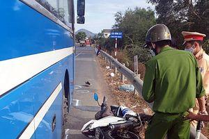 Liên tiếp 2 vụ tai nạn tại Bình Thuận làm 2 người chết