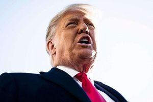 Thượng viện Mỹ lùi thời điểm luận tội ông Trump