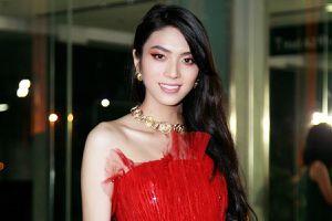 Người mẫu Mộng Thường: 'Tôi xem Minh Tú như chị ruột'