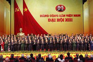 Chào mừng thành công Đại hội XIII của Đảng: Niềm tin trước nguồn lực và động lực mới