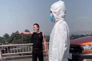 Quảng Ninh: Hành hung CSGT khi cố ý vượt chốt kiểm dịch