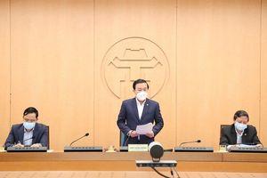 Hà Nội: Xử phạt nghiêm trường hợp không khai báo y tế trung thực