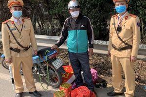 Bắc Giang bắt giữ đối tượng vận chuyển gần 10 kg pháo