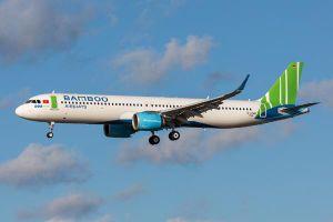 Bamboo Airways đón máy bay mới