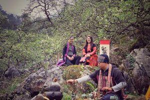 Thưởng trà Xuân giữa núi rừng Tây Bắc với nghệ nhân Cao Sơn