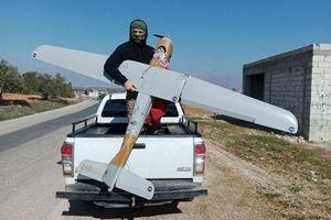 Phiến quân Syria tuyên bố bắn hạ máy bay không người lái của Nga