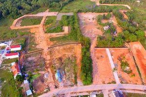 Thành phố đảo Phú Quốc cảnh báo tình trạng lấn chiếm đất công, đất rừng, phân lô, tách thửa tràn lan