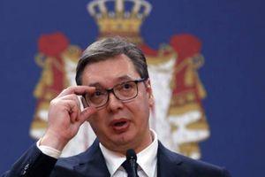 Phá âm mưu ám sát đương kim Tổng thống Serbia, thu giữ súng bắn tỉa