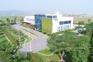 Khu công nghiệp VSIP Nghệ An: Sự khác biệt mang tầm quốc tế