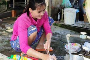 Đầu tư công trình cấp nước sạch phục vụ người dân ở Thường Thạnh