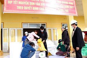 Hoàn thành xuất cấp gạo Dự trữ quốc gia hỗ trợ các địa phương dịp Tết nguyên đán